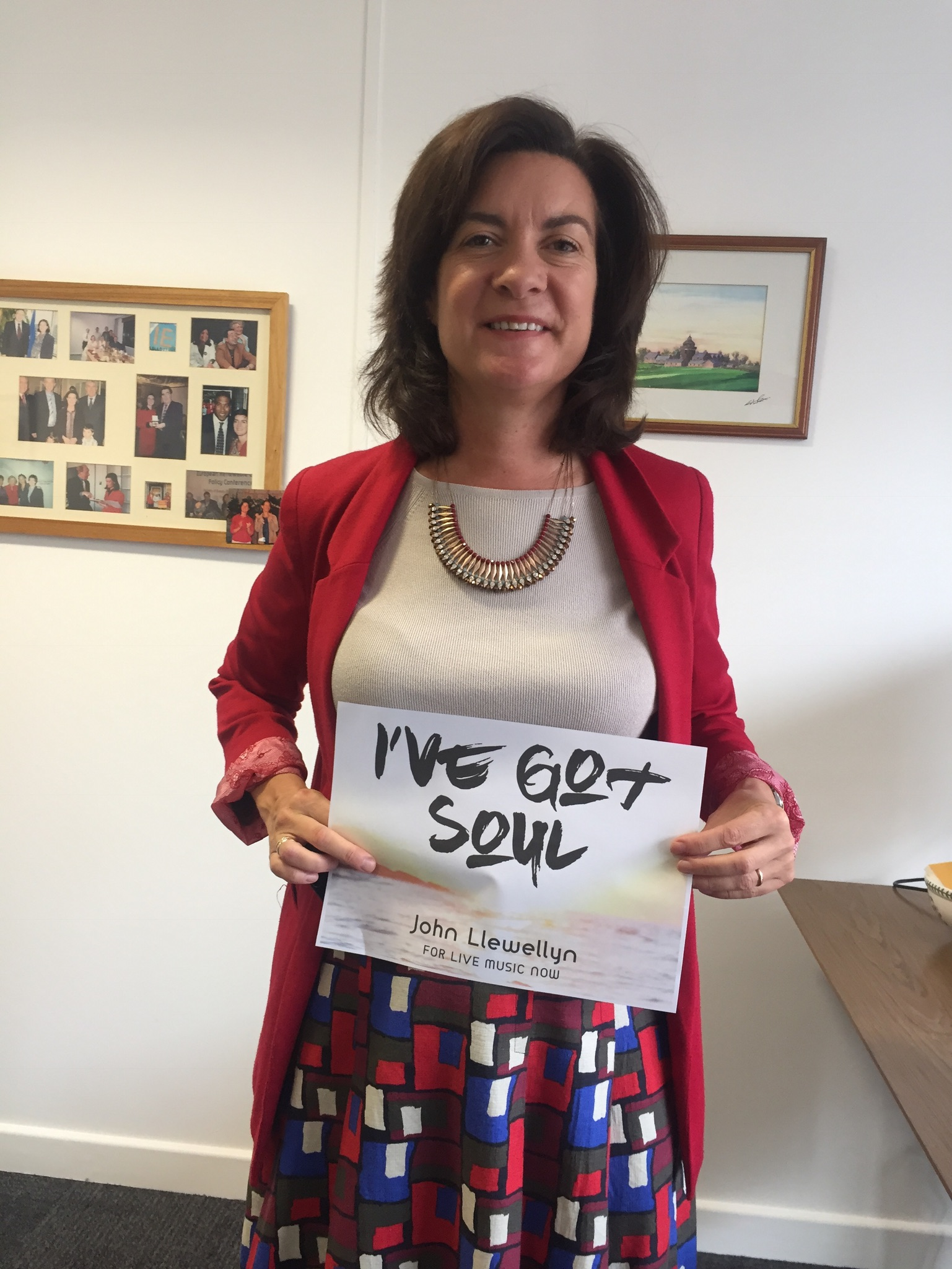 "Live Music Now Charity Single ""I've Got Soul"" Now Available! (Video)"